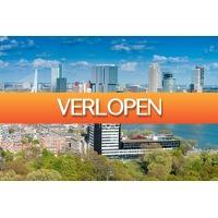 Hoteldeal.nl 1: 2 of 3 dagen Rotterdam