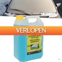 Wilpe.com - Outdoor: Anti-vries ruitensproeiervloeistof