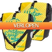 Coolblue.nl 2: Ortlieb Back-Roller Classic Design Sunny fietstas