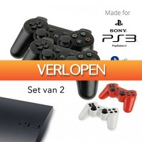 Priceattack.nl: 2 x OEM DoubleShock controllers