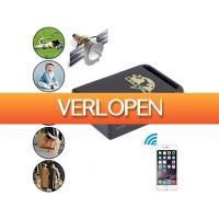 CheckDieDeal.nl 2: Mini GPS tracker