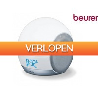 iBOOD Home & Living: Beurer 4-in-1 Wake Up Light