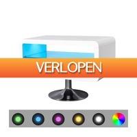 VidaXL.nl: LED hoogglans TV meubel
