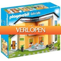 Blokker: Playmobil City Life modern woonhuis