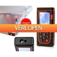 1DayFly Sale: Nauwkeurige laser afstandsmeter