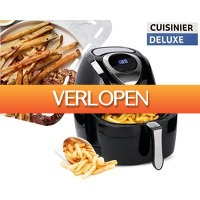 1DayFly Home & Living: Luxe digitale airfryer