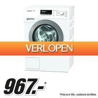 Media Markt: Miele wasmachine