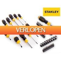 iBOOD DIY: Stanley 48-delige schroevendraaierset