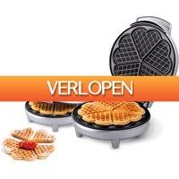Voordeeldrogisterij.nl: Trebs wafel maker
