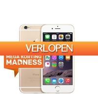 Centralpoint: Apple iPhone 6 16GB goud refurbished