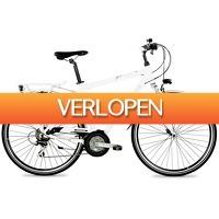 Matrabike.nl: Shockblaze Cityline hybride fiets