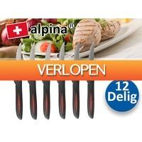 DealDonkey.com 2: Alpina steakmessen - 12 delig