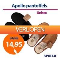 1dagactie.nl: Apollo pantoffels unisex