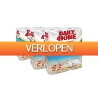 GroupActie.nl: Multipack toiletpapier 96 of 192 rollen