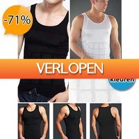DealDigger.nl: Men's body shaping ondershirt