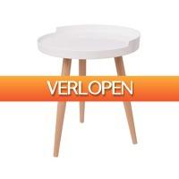 VidaXL.nl: vidaXL salontafel met dienblad