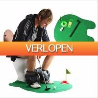 TheBestDeals.nl: Toilet Golf