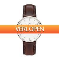 Onedayfashiondeals.nl 2: Daniel Wellington horloge
