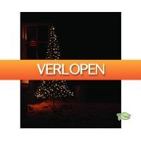 Warentuin.nl: Kerstverlichting vlaggenmast