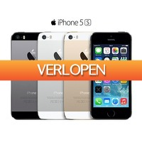 Telegraaf Aanbiedingen: Apple iPhone 5S refurbished