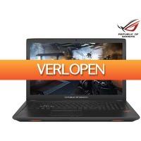 iBOOD Electronics: Asus Republic of Gamers gaming laptop refurbished