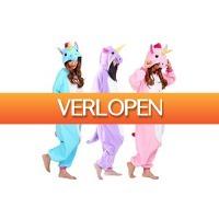 Dailygrabdeals.com: Schattige unicorn onesie