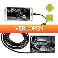 Priceattack.nl: Micro USB endoscoop camera