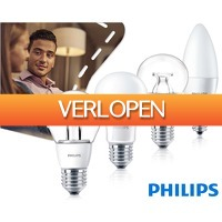 1DayFly Sale: 4 x Philips LED lampen