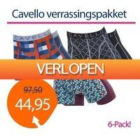 1dagactie.nl: 6 Cavello boxershorts