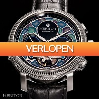 Watch2day.nl: Heritor Aura Automatics