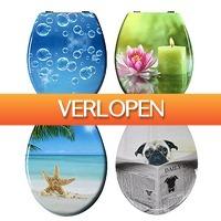 CheckDieDeal.nl 2: WC-bril met deksel