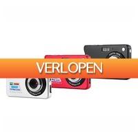 Slimmedealtjes.nl: LCD digitale camera met recorder