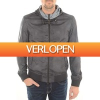 Brandeal.nl Trendy: Armani Jeans reversible jacket