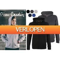 VoucherVandaag.nl 2: Pierre Cardin hoodie herenvest