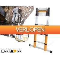 1DayFly Outdoor: Batavia telescoopladder
