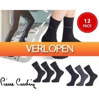 1DayFly Sale: 12 paar Pierre Cardin business sokken