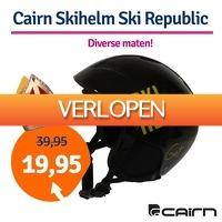1dagactie.nl: Cairn Ski Republic skihelm