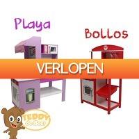 Dealwizard.nl: Teddy Bollos of Playa kinderkeuken