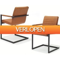Groupdeal 2: Set van 2 Swing stoelen