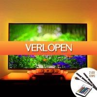 Multismart.nl: TV USB RGB LED-verlichting