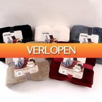 CheckDieDeal.nl 2: Fleece deken XXL