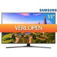 iBOOD Electronics: Samsung 55 inch 4K Smart TV