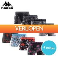 Elkedagietsleuks HomeandLive: 4-pack boxershorts van Kappa