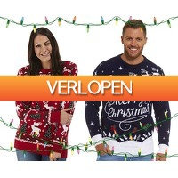 Groupdeal 3: Foute kersttrui