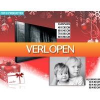 ClickToBuy.nl: Foto op aluminium of canvas