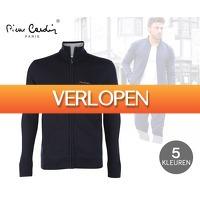 Voordeelvanger.nl: Pierre Cardin vest met rits