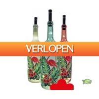 Warentuin.nl: Flamingo flessen