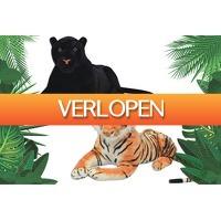 VoucherVandaag.nl 2: XXL jungle knuffels