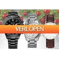 VoucherVandaag.nl 2: Merk design horloges