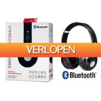 MargeDeals.nl: Bluetooth stereo koptelefoon